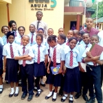 A visit to NTA Channel 5 on the theme: Communication
